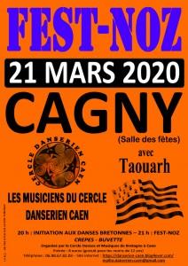 FEST-NOZ CAGNY 2020