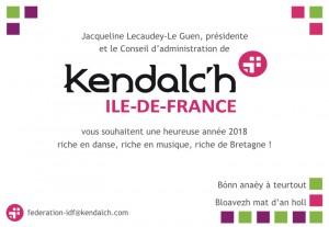 Kendalch IdF 2018