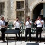 Journée au château de Gaillon et fête de la musique à Venables 24 juin 2017