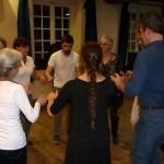 Soirée danse au Pieuré le 16 11 17
