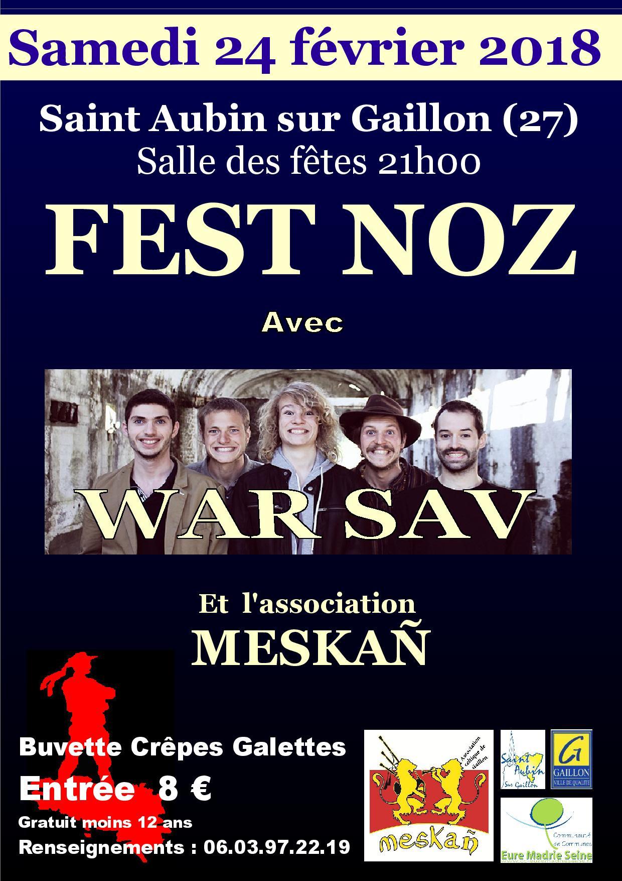 affiche FN MESKAÑ 2018